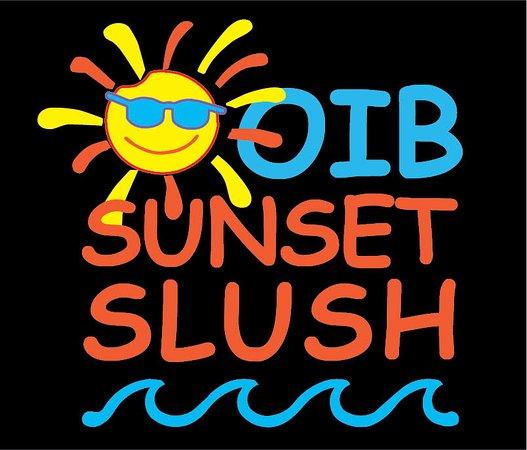 Sunset Slush - Classic Italian Ice: logo