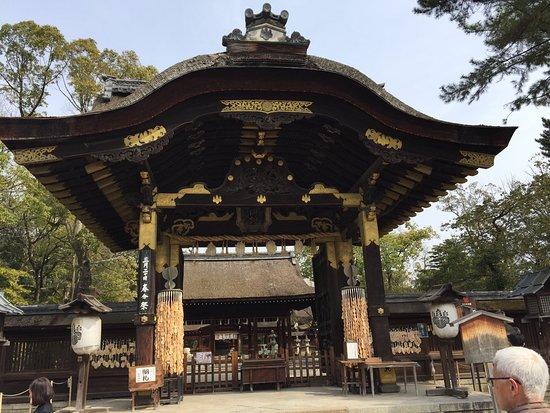 Photo of Historic Site Toyokuni Shrine Karamon at 東山区大和大路正面茶屋町, Kyoto 605-0931, Japan