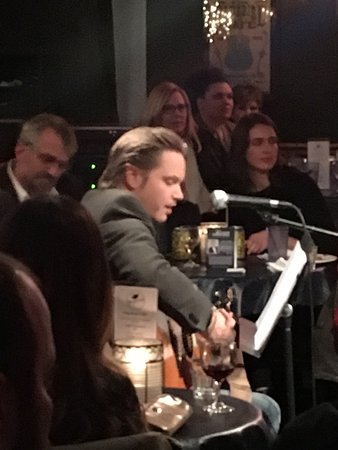 The Bluebird Cafe: Up close and personal