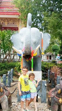 "Wichit, Ταϊλάνδη: Wonderful day and wonderful family from USA. ""Hanak family """