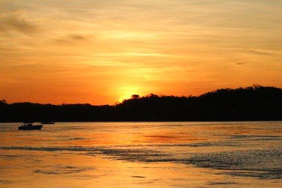 Boca Chica, Panama: Amanecer