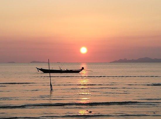 Lipa Noi, Thaïlande : plage