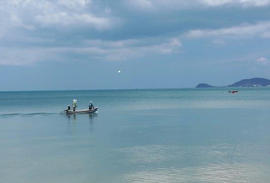 Lipa Noi, Thailand: plage