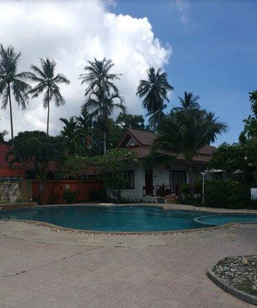 Lipa Noi, Thailand: piscine