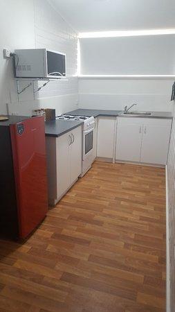 Narrogin Motel: Fully equiped kitchen