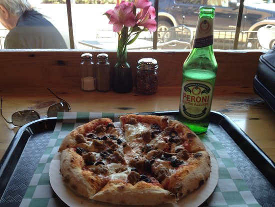 Best pie the the state of MN!!! you can't go wrong at Vitta Pizza!