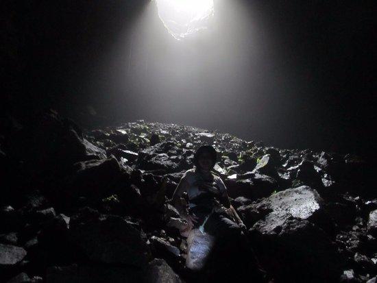 Puerto Villamil, Ecuador: En el fondo