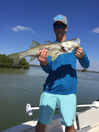 Everglades City Fishing Charters : Another Big Snook March 19, 2017