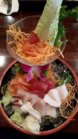 Rama V : Sashimi Tokio
