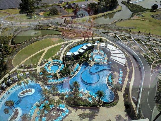 Burswood, Australien: View of the Pool