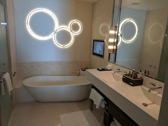 Burswood, Australien: Bathroom