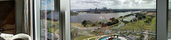 Burswood, Australien: City view
