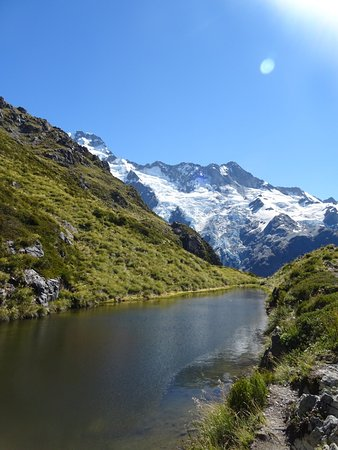 Aoraki Mount Cook National Park (Te Wahipounamu), New Zealand: photo0.jpg