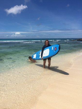 Barry's Surf Barbados Surf School : photo4.jpg