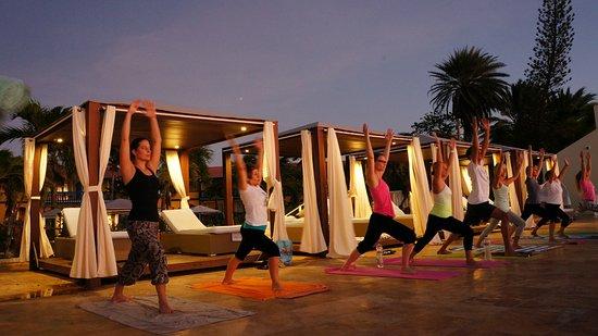 Kralendijk, Bonaire: Power class by Divi Flamingo every Thursday 6.30 pm