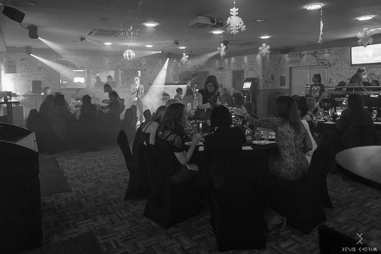 Ruislip, UK: Private parties at The Clubhouse