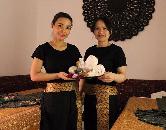 thai massage Kinaree thai solna massage