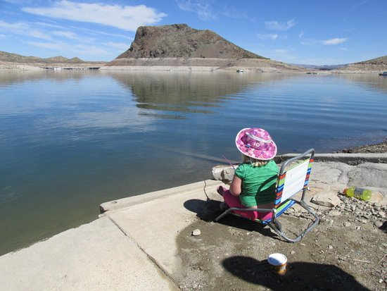 Elephant Butte, Nuevo Mexico: See the elephant?