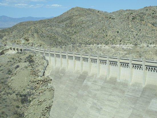 Elephant Butte, Nuevo Mexico: Impressive!
