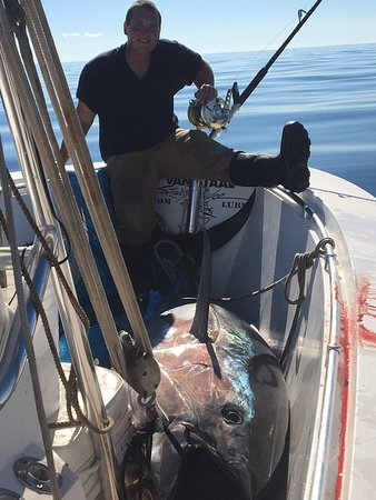 West Chatham, MA: Got Stryper Charters