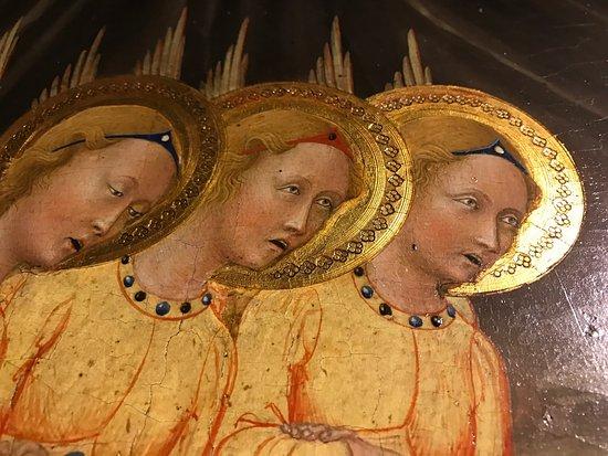 Asciano, Italia: Un museo molto curato e con delle opere bellissime, una piacevole scoperta in questo tipico borg