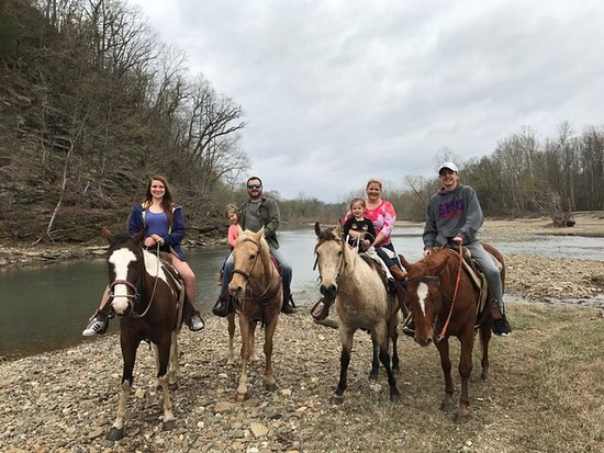 ‪River Man Trail Rides‬