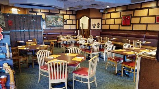 Troy, MI: Dining hall