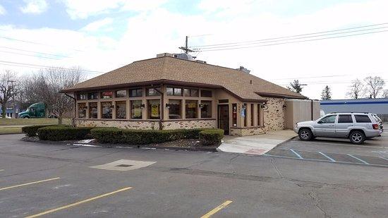 Rochester Hills, Μίσιγκαν: Restaurant exterior