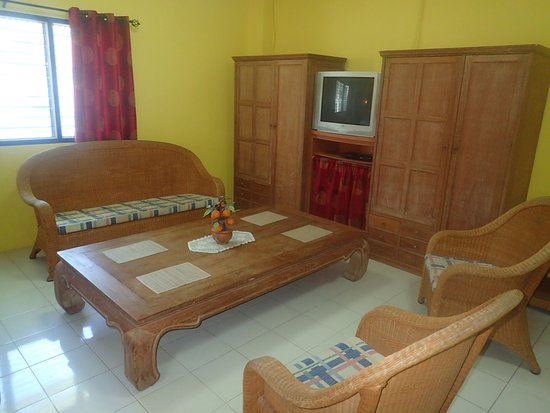 Captain Nemo Guesthouse: Master room