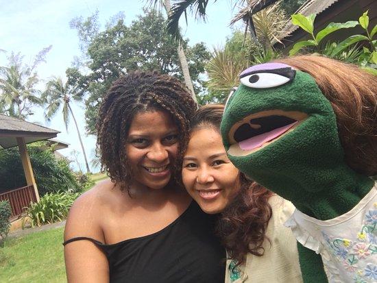 Lipa Noi, Ταϊλάνδη: The woman who made me beautiful..Pla is a God send