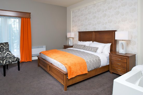 Saint-Ferdinand, Канада: Chambre Suite Exécutive