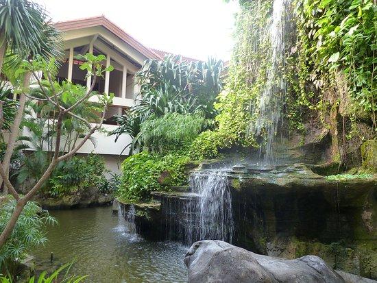 Grand Mirage Resort: Foyer