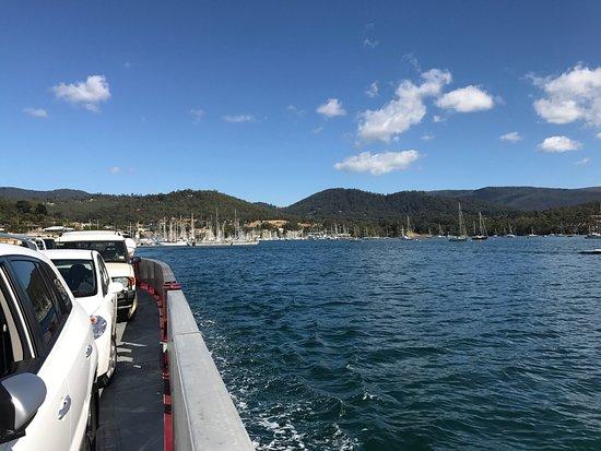 Kettering, أستراليا: Bruny Island Ferry