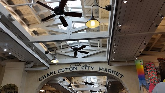 Photo of Monument / Landmark Charleston City Market at 188 Meeting St, Charleston, SC 29401, United States