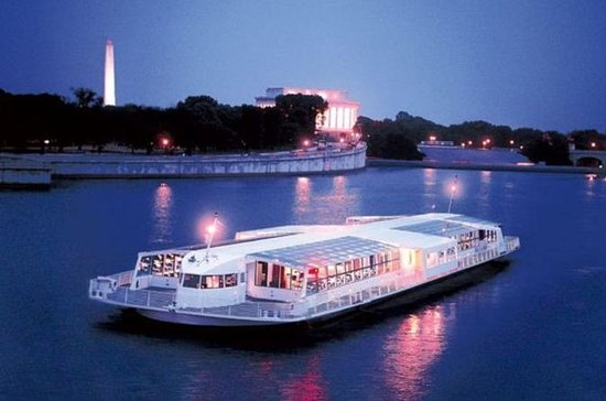 Washington DC Odyssey dinercruise