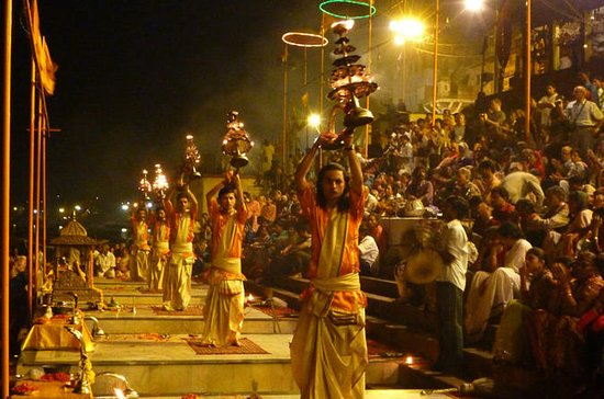 Sacred Varanasi and Ganges River ...