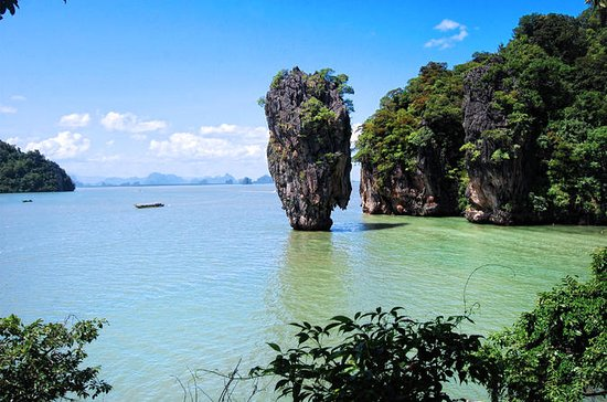James Bond Island Day Tour from Krabi...