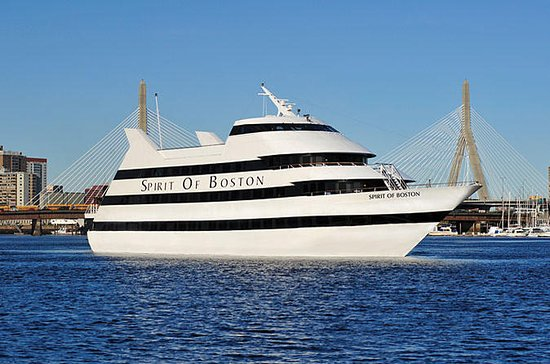 Anden i Boston Lunch Cruise