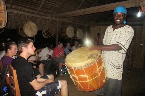 Drumming Dancing and Dinner...