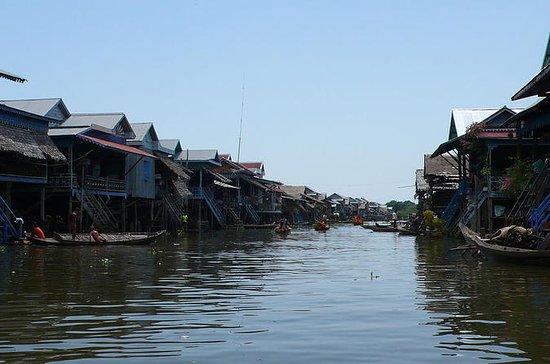 Kompong Phluk: Zwei schwimmende...