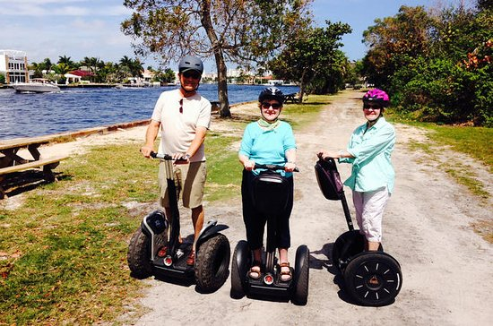 30 Min Segway Tour of Hugh Taylor ...