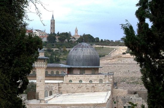 Christian Tour to Jerusalem from Tel...
