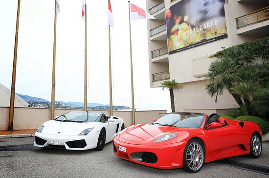 Double Supercar Driving Experience...