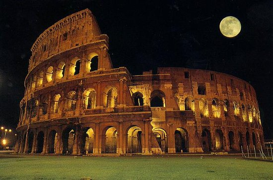 Colosseum Under the Moon Including...