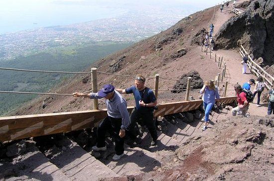 Half-Day Trip to Mt. Vesuvius from...