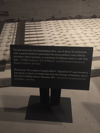 Photo of History Museum United States Holocaust Memorial Museum at 100 Raoul Wallenberg Pl Sw, Washington, DC 20024, United States