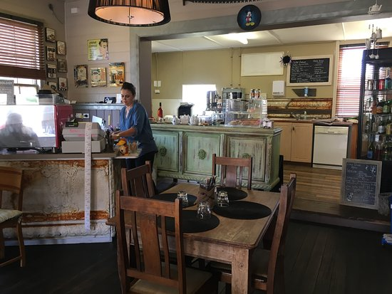 Cafe at the Hamilton Inn