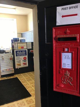 Hamilton, Australia: Post Office