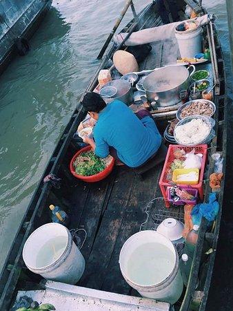 Cái Răng, Việt Nam: Noodle soup