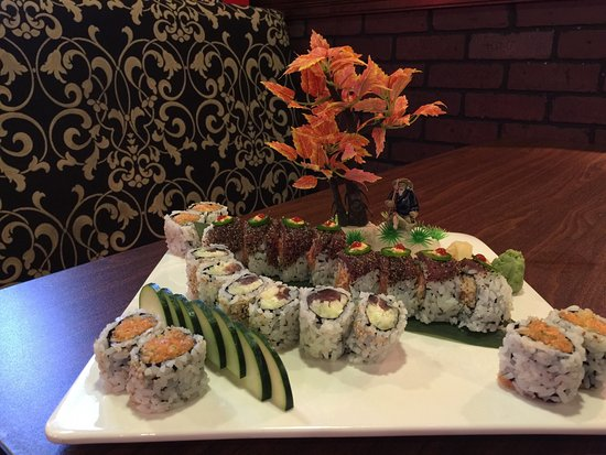 Vineland, NJ: Kura Thai and Sushi